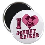 "Revolvers I Love Johnny 2.25"" Magnet (10 pack"