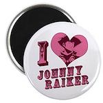 Revolvers I Love Johnny Magnet