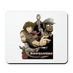 Revolvers Classic Mousepad