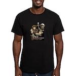 Revolvers Classic Men's Fitted T-Shirt (dark)