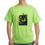 Revolvers Classic Green T-Shirt