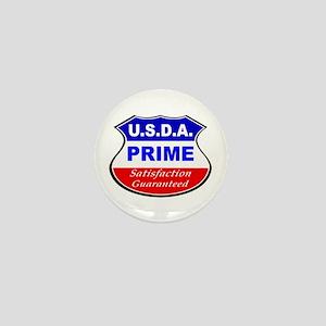 USDA Prime Mini Button
