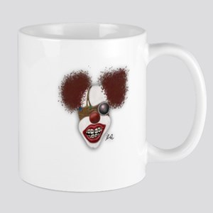 Steampunk Clown Mug