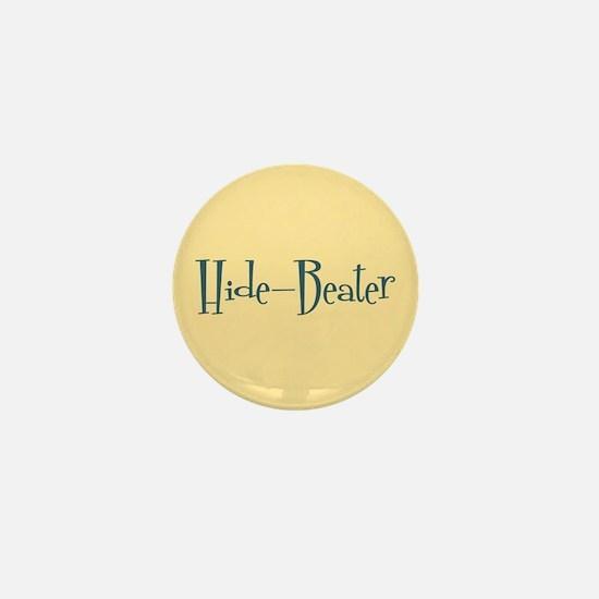 Hide-Beater Mini Button