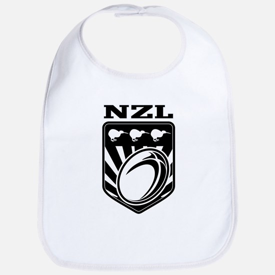 rugby new zealand Bib