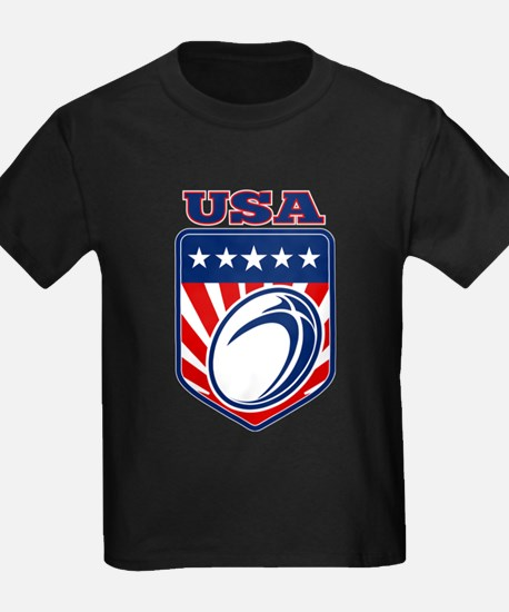 rugby usa T