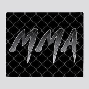 MMA Throw Blanket