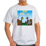 Turkey Referee Disguise Light T-Shirt