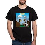 Turkey Referee Disguise Dark T-Shirt