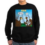 Turkey Referee Disguise Sweatshirt (dark)