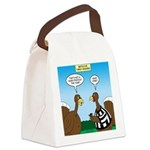 Turkey Referee Disguise Canvas Lunch Bag