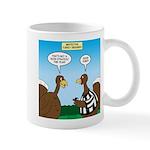 Turkey Referee Disguise 11 oz Ceramic Mug