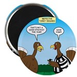 Turkey Referee Disguise Magnet