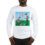Grilled Pancakes Long Sleeve T-Shirt