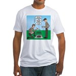 Grilled Pancakes Fitted T-Shirt