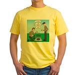 Grilled Pancakes Yellow T-Shirt