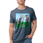 Grilled Pancakes Mens Tri-blend T-Shirt