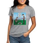 Grilled Pancakes Womens Tri-blend T-Shirt