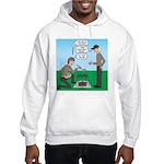 Grilled Pancakes Hooded Sweatshirt