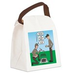 Grilled Pancakes Canvas Lunch Bag