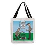 Grilled Pancakes Polyester Tote Bag