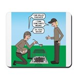 Grilled Pancakes Mousepad