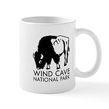 Wind Cave National Park Bison Mugs