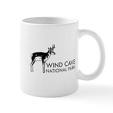 Wind Cave National Park Pronghorn Mugs