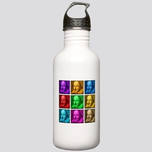 Shakespeare Pop Art Stainless Water Bottle 1.0L