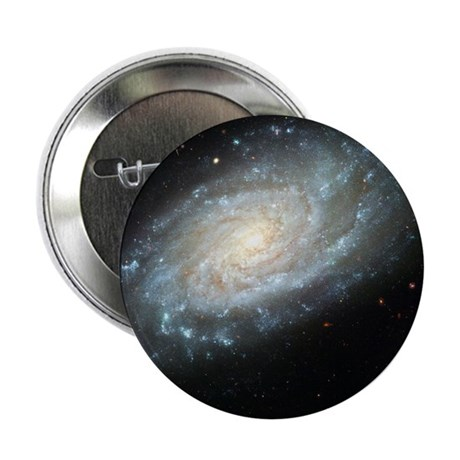 "Spiral Galaxy 2.25"" Button (10 pack)"