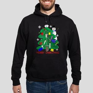Nurse Christmas Hoodie (dark)