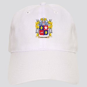 3098fbbe1d5ce Stefano Family Crest - Coat of Arms Cap