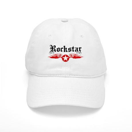 Rockstar Baseball Cap by dweebetees 6c105ed8e013