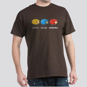 Star Trek Sheep Dark T-Shirt
