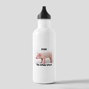 Pork Stainless Water Bottle 1.0L