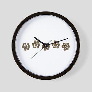 BELLA Wall Clock