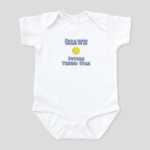 Shawn - Future Tennis Star Infant Bodysuit