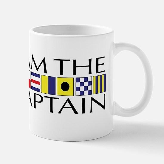Nautical Flags Mug