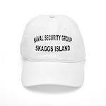 NAVAL SECURITY GROUP ACTIVITY, SKAGGS ISLAND Cap