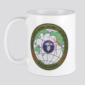 NAVAL SECURITY GROUP ACTIVITY, SKAGGS ISLAND Mug