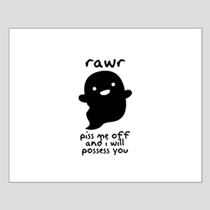 Rawr Small Poster