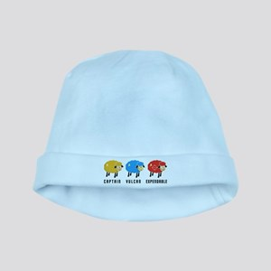 Star Trek Sheep baby hat
