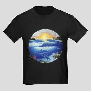 Dolphin Kids Dark T-Shirt