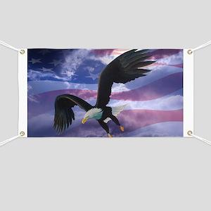 Freedom Eagle Banner