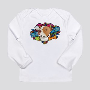 Lucky in Love Long Sleeve Infant T-Shirt