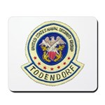 NAVAL SECURITY GROUP, TODENDORF Mousepad