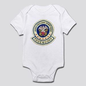 NAVAL SECURITY GROUP, TODENDORF Infant Creeper