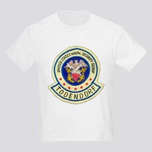 NAVAL SECURITY GROUP, TODENDORF Kids T-Shirt