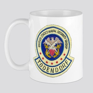 NAVAL SECURITY GROUP, TODENDORF Mug