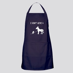 I Don't Give A Rat's Ass Apron (dark)